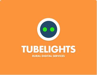 Brand Identity, UX/ UI & Website Development for Tubelight